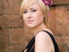 fascinator with coque feather, swarovski crystal and pearl detail