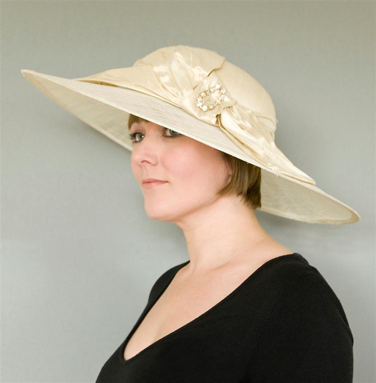 hat-champagne-dupion-silk-diamonte-dressing-48001-2 acc1eb90955