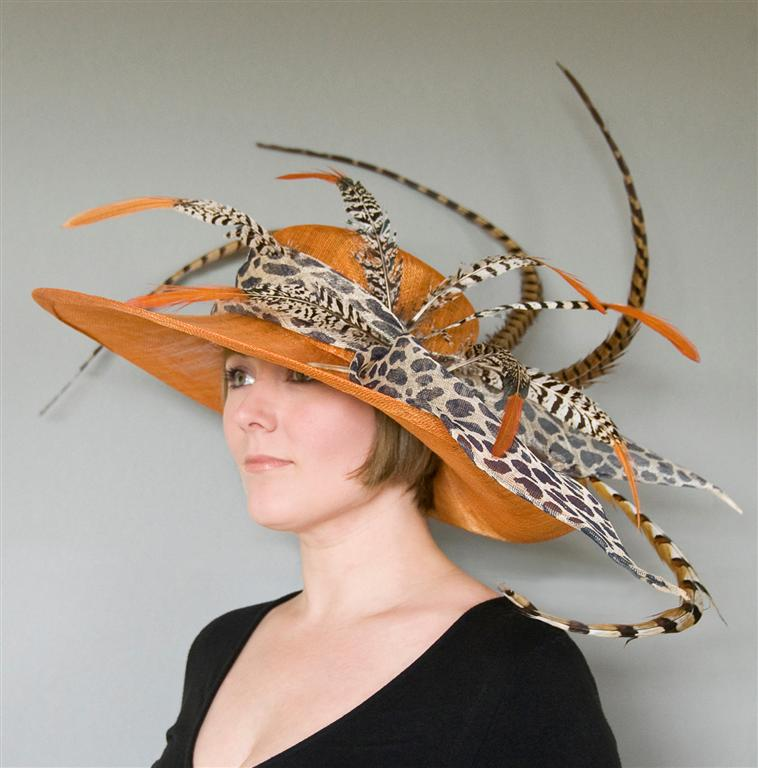 Decorate Hats With Feathers Decoration For Home