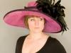 hat-upturn-fuschia-brim-coque-feathers-jan-37997-2
